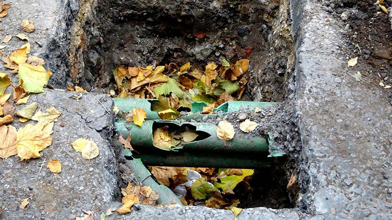 Extensive Home Inspections - What is a Sewer Scope Inspection?