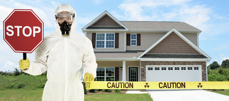 Have your home tested for radon by Extensive Home Inspections